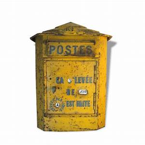 Boite Aux Lettres La Poste : ancienne boite aux lettres la poste original theatre de ~ Melissatoandfro.com Idées de Décoration