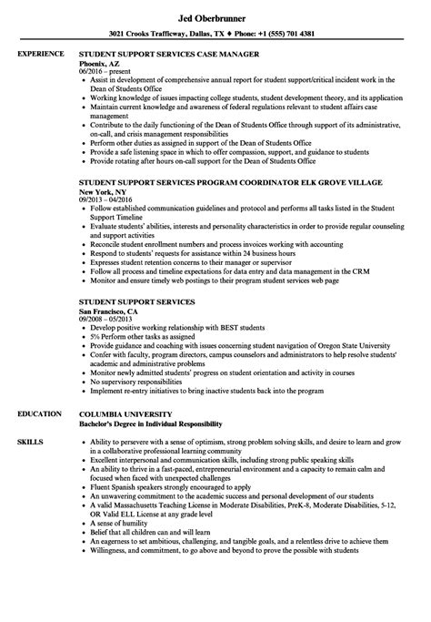 Resume Services by Support Services Resume Support Services Technical