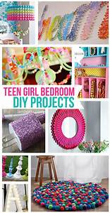 Teen Girl Bedroom DIY Projects | Them, Girls and Teenagers