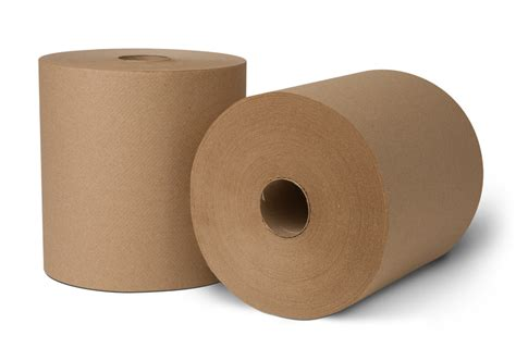 EcoSoft® Controlled Roll Towels 31000 – Wausau Paper