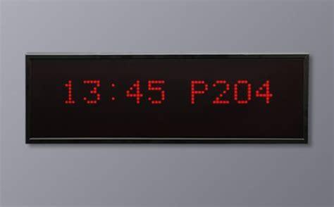 led digital clock digital display systems dds
