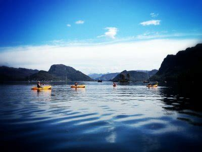 Row Boat Hire Perth by Kayaking In Scotland Page 5