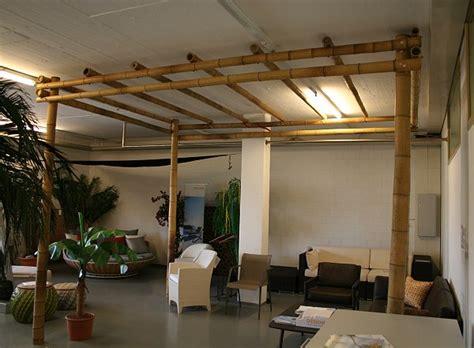 Moeblieren Mit Bambus Moderne Bambusmoebel by Bambus Pergola Pergola Aus Bambusrohren Bausatz F 252 R Die