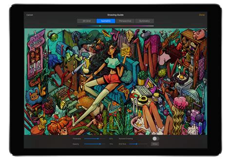 Procreate 41 Is Here, Making The Best Ipad Painting App Even Better  News  Digital Arts