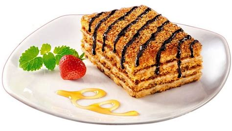 famous marlenka honey cake recipe  restaurant recipes