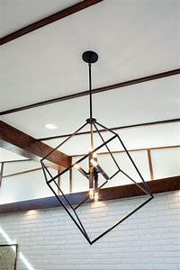 contemporary light fixtures A Fixer Upper Take on Midcentury Modern | HGTV's Fixer ...