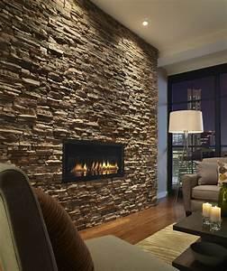 Mur En Pierre Interieur Moderne : la pierre naturelle pour l 39 int rieur int rieurs cosy et chaleureux ~ Melissatoandfro.com Idées de Décoration