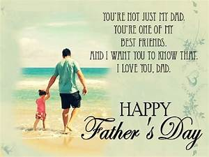 Happy Fathers Day Greetings 2018, Father's Day Greeting ...