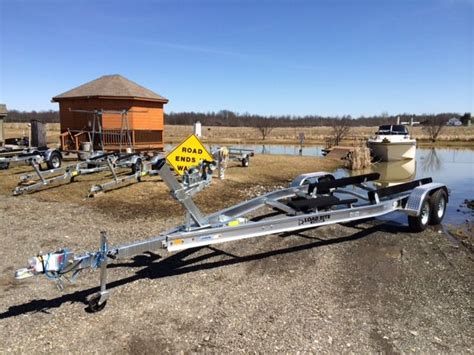 Used 16 Foot Boat Trailers For Sale by Galvanized 16 Ft Boat Trailer By Load Rite Akron Ohio