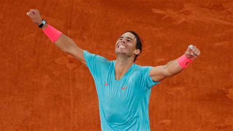 Rafa Nadal wins 13th French Open to claim record-equalling ...