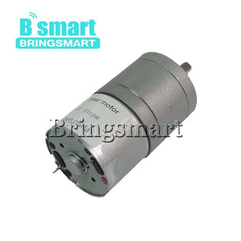 Reductor Motor Electric by Bringsmart Jga25 310 Dc Motor 12v High Torque Gear Motor