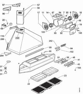 Therma Dh Diagonal Sw  94908974400  Cooker Hood Section