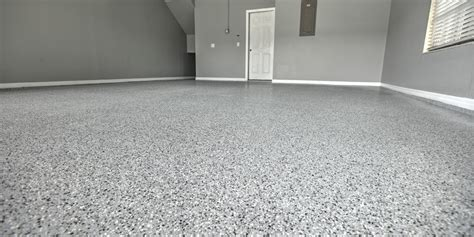 Floor Paint Vs Epoxy by Garage Floor Epoxy Vs Paint How To Choose