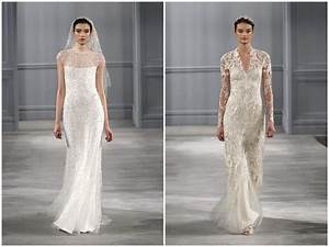 monique lhuillier spring 2014 bridal collection With french wedding dress designers