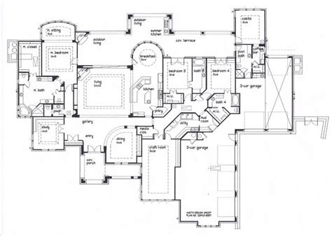 mudroom floor plans floor plan with large kitchen and mudroom casita