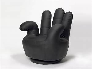 Fauteuil En Forme De Main : fauteuil en forme de s maison design ~ Teatrodelosmanantiales.com Idées de Décoration