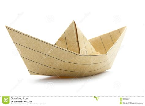 Origami Boat Definition by Wave Sailboat
