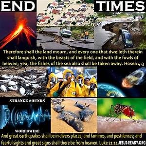 End times signs, Times sign and Sign sign on Pinterest