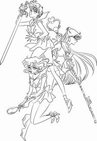 Best Sailor Moon Coloring Pages - ideas and images on Bing | Find ...