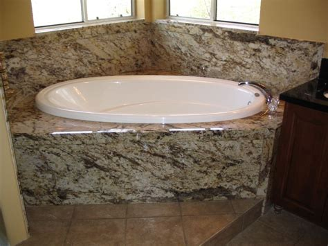 granite bathtub wall surround roselawnlutheran
