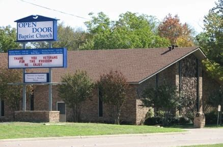 open door baptist church open door baptist church churches 1212 s beltline rd