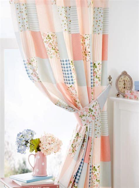 easy diy patchwork curtain belfasttelegraphcouk