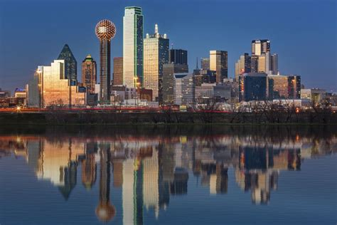 Dallas Skyline Claims Top Spot in 10Best Readers' Choice ...