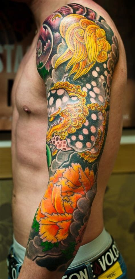cool japanese sleeve tattoos  awesomeness