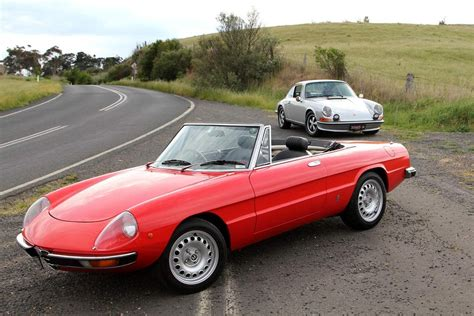 classic alfa romeo spider this alfa romeo 1750 spider is a family jewel pinterest