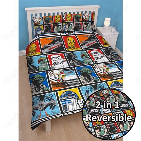 chambre wars wars duvet covers bedding bedroom and official ebay