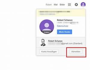Aus Gmail Abmelden : google standard konto ndern so geht s bei zwei und mehreren accounts ~ Eleganceandgraceweddings.com Haus und Dekorationen