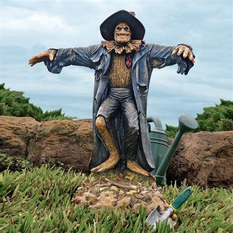 design toscano scarecrow statue  lowescom