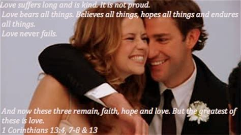 Pam And Jim Quotes About Love