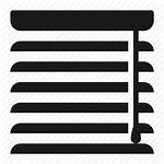Blinds Icon Window Close Protection Icons Editor