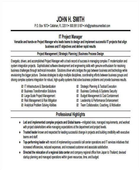 Professional Manager Resume by 26 Professional Manager Resume Psd Word Apple Pages