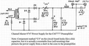 Channel Master Wiring Diagram Channel Master Rotor Wiring