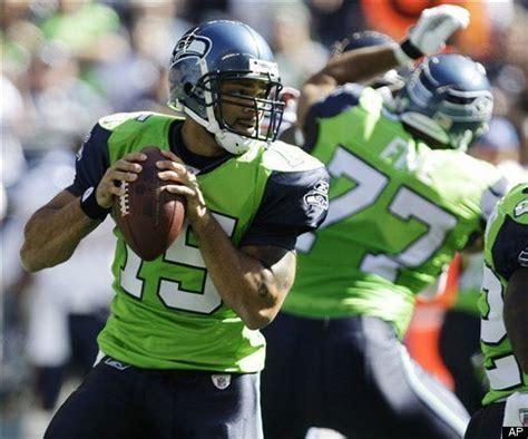 seahawks jerseys retired lime green uniforms  history