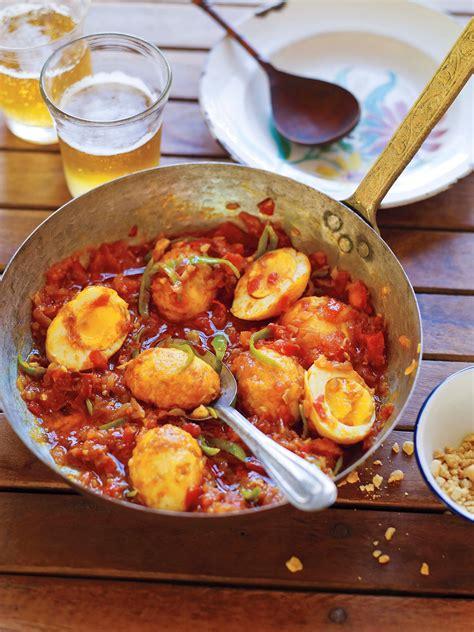 golden egg curry recipe sbs food