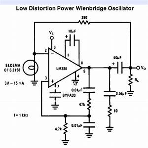 is this a suitable sine wave osc how would i control the With sine wave circuit