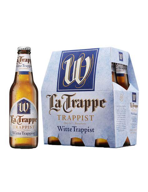 witte trappist la trappe witte trappist cervecillas cervezas artesanas