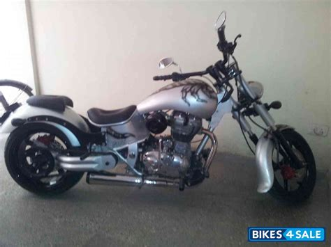 Modified Bikes For Sale by Second Modified Bike Vardenchi Chopper In Bangalore