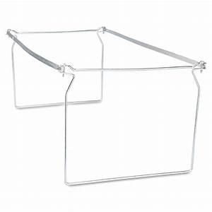 screw together hanging folder frame by universalr unv67000 With hanging folder frame letter size