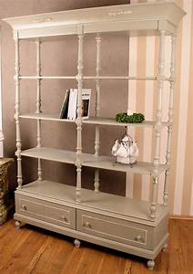 Regal Shabby Chic : regal weiss shabby chic metallregal eisenregal antik stil avec shabby chic regal et aja011a 25 ~ One.caynefoto.club Haus und Dekorationen