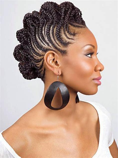 top 2014 africa america updo braids hairstyles