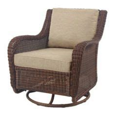 sonoma outdoors presidio 2 pc swivel patio dining chair