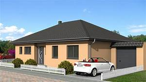 Bungalow Bauen Kosten Pro Qm : fertighaus 100 qm bungalow haus evolution 100 v2 mit grundriss bien zenker holz bungalow von ~ Sanjose-hotels-ca.com Haus und Dekorationen
