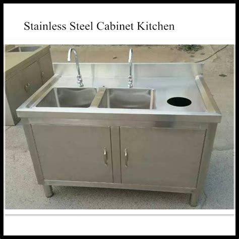stainless steel sink cabinet heavy duty cheap commercial stainless steel kitchen sink