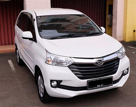 2016 Daihatsu Xenia R 2016 Putih A/t (sold