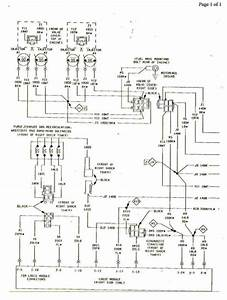 1985 Turbo Engine Electrical And Fuel Injection Wiring Diagrams
