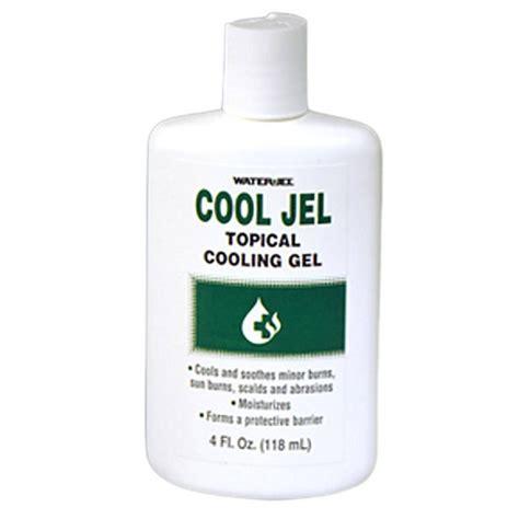 cool jel topical burn gel  ml